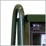 cavaletto-in-ferro-verde